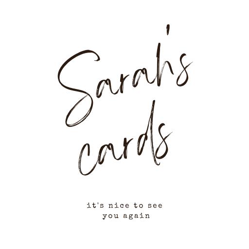 Sarah's Cards